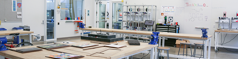 All-Purpose Makerspace equipment